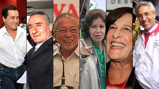 Mañana es el debate municipal de El Comercio: vea aquí las principales propuestas de los candidatos