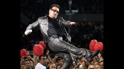 El próximo álbum de U2 estará lleno de música bailable