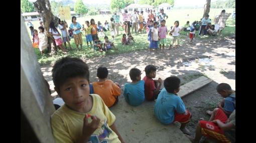 Preocupante: el 78% de niños y adolescentes indígenas del Perú son pobres, afirma Unicef
