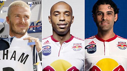 Sepa quiénes son los mejores pagados de la Major League Soccer