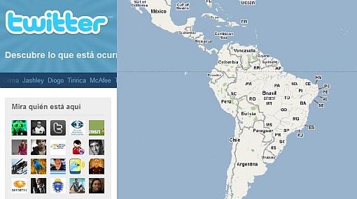 'Tuiteros' latinoamericanos aumentaron en más del triple