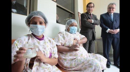 Avance en salud: el Perú ya tiene su primer banco de leche humana