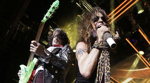 Aerosmith grabará álbum con material nuevo después de 10 años