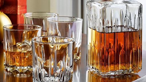 Qui nes encabezan la lista de los mejores whiskies for Copas para whisky