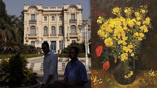 Fallas de seguridad en museo de Egipto facilitaron robo de un Van Gogh valorizado en US$50 millones
