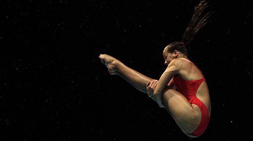 La hija de Estefanía de Mónaco roba miradas salto tras salto en los Juegos Olímpicos de la Juventud