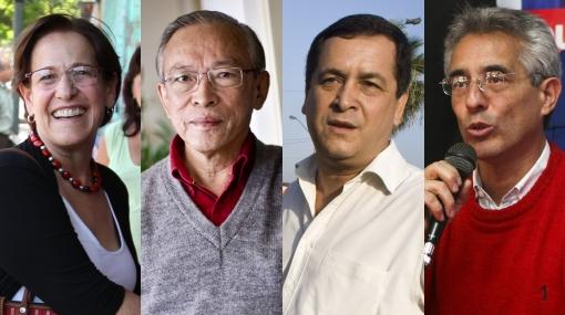 Fallo contra Kouri es justo, coinciden candidatos a la Alcaldía de Lima