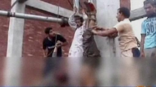 Video de linchamiento de adolescentes genera indignación en Pakistán