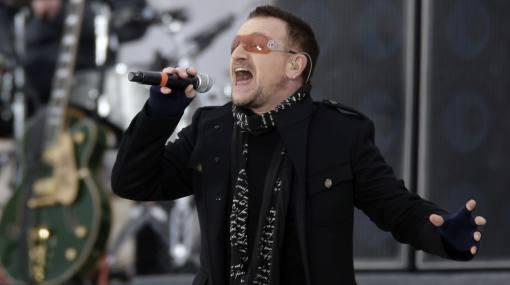 Rockeros y ecologistas piden a Bono que los defienda de la censura en Rusia