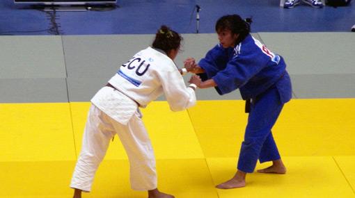 Judoka peruana ganó la medalla de oro en los Juegos Olímpicos de Singapur