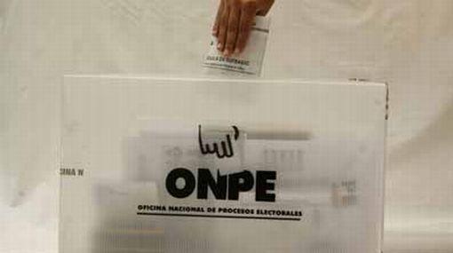 Las cédulas de sufragio para las elecciones se imprimirán este fin de mes