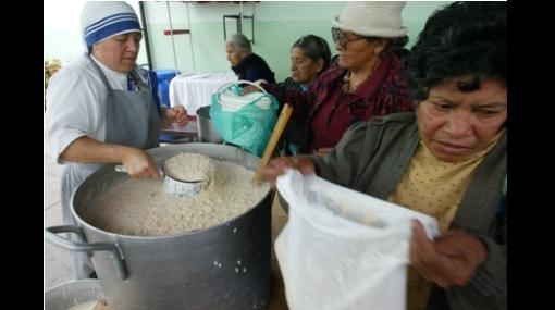 FOTOS: la visita de la Madre Teresa de Calcuta al Perú, a 100 años de su nacimiento