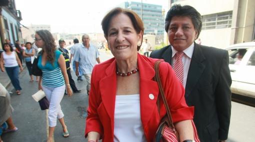 Susana Villarán demandó transparencia al alcalde de Lima en la reunión con candidatos ediles