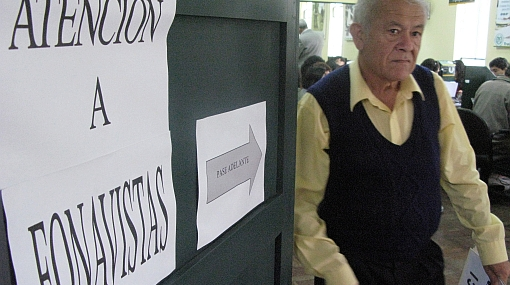No se puede cambiar la pregunta del referéndum sobre Fonavi, según ONPE