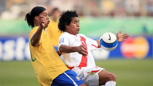 """Santiago Acasiete: """"No me esperaba volver a la selección a mi edad"""""""