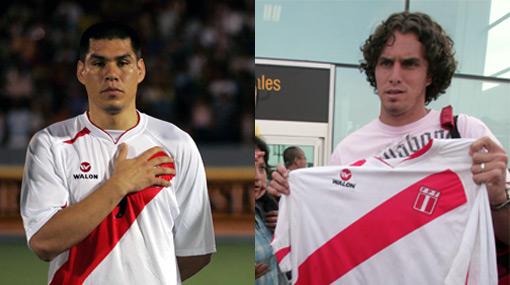 Rengifo o Fernández: ¿A quién preferiría usted como reemplazo de Claudio Pizarro?