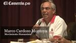 Lambayeque: candidatos a la presidencia regional ofrecen reforzar lucha contra la delincuencia - Noticias de chavez peralta