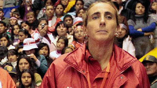 La Federación de Vóley enviará a Natalia Málaga a capacitarse a Europa