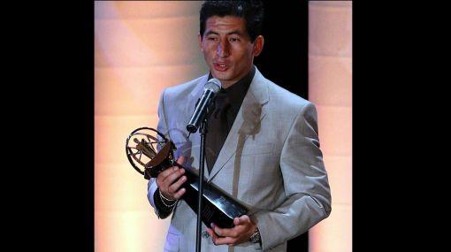 Johan Fano recibió el premio Balón de Oro como goleador del fútbol mexicano