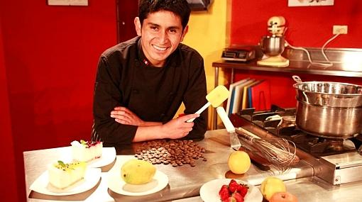 El mejor joven pastelero de Mistura 2009 dictará clase magistral