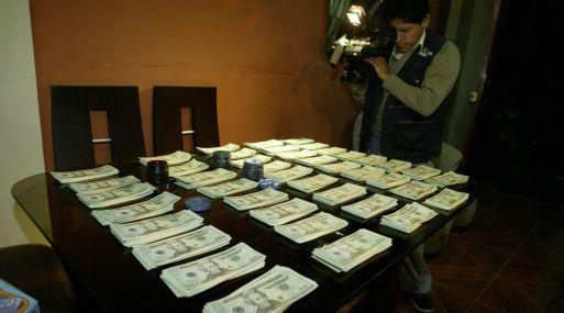 Lavado de dinero mueve hasta 2 millones de millones de dólares en el mundo