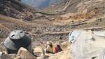 Cese de operaciones formales en mina de Milpo causa caos ambiental en sierra de La Libertad - Noticias de sayapullo