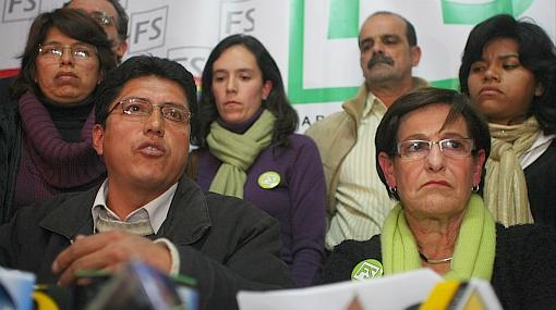 Alianza con Susana Villarán no es ideológica, sino programática, aclaró Nílver López