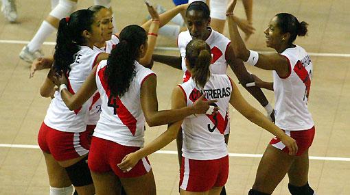 El Perú-Canadá también se jugará en el vóley