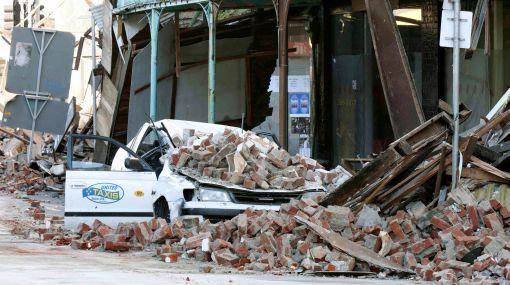 Terremoto en Nueva Zelanda: así quedó la ciudad más afectada