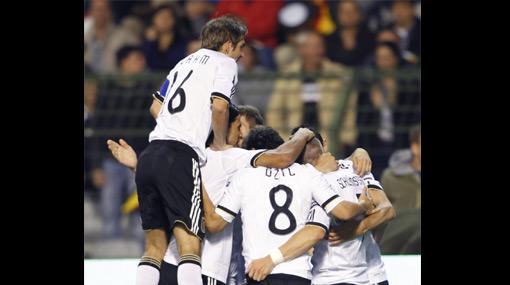 Miroslav Klose nunca falla: le dio el triunfo a Alemania sobre Bélgica