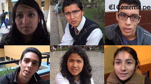 Universitarios de Villarreal y Garcilazo explican a qué candidatos apoyan