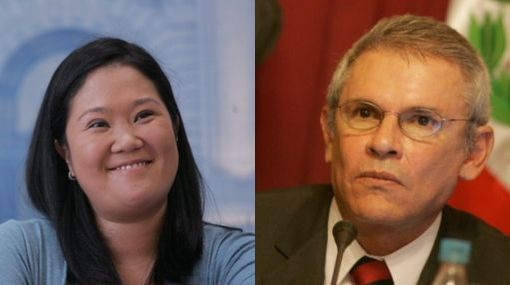 Keiko Fujimori superó a Luis Castañeda y lidera encuesta de Datum