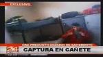 Video: Así cayó el presunto asesino del sacerdote Linán Ruiz Morales - Noticias de linan ruiz morales