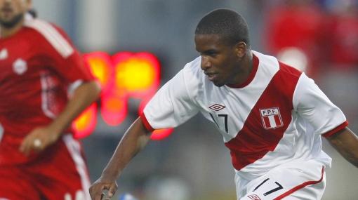 Jefferson Farfán le pidió a Markarián jugar los 90 minutos ante Jamaica