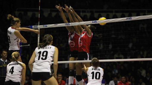 La selección peruana de vóley le ganó 3-1 a Canadá en el Cusco