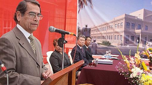 """Ugarte: """"En abril de 2011 se entregará nuevo Instituto de Salud del Niño"""""""