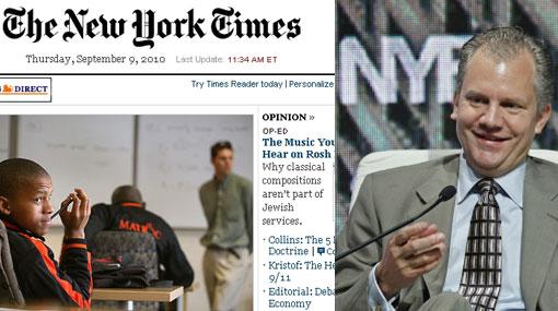 New York Times confirmó que dejará de imprimirse en el futuro