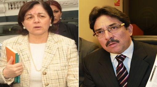 Rosario Fernández y Enrique Cornejo están voceados para reemplazar a Velásquez Quesquén