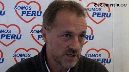 """Candidato Jorge Muñoz: """"Miraflores no es el distrito más seguro de Lima"""""""