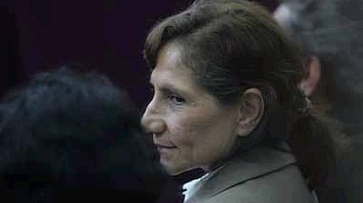 Poder Judicial rechazó hábeas corpus presentado por Elena Iparraguirre