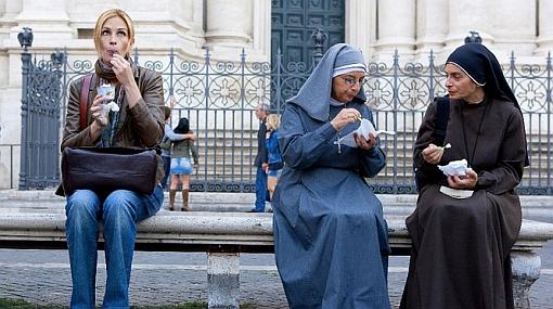 Gelato San Crispino: el helado de la última película de Julia Roberts