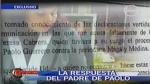 Padre de Paolo Guerrero exigió a ex secretaria judicial rectificarse por denuncia de supuesto soborno - Noticias de magaly huaman