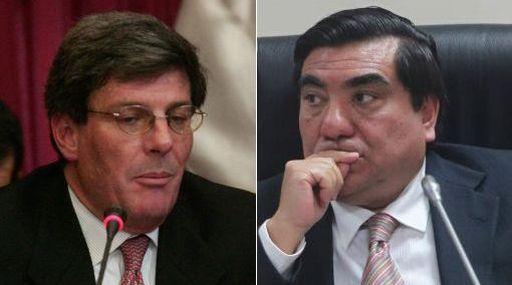 Rafael Rey y García Toma se irían del Gabinete por haber discutido en la prensa el D.L. 1097