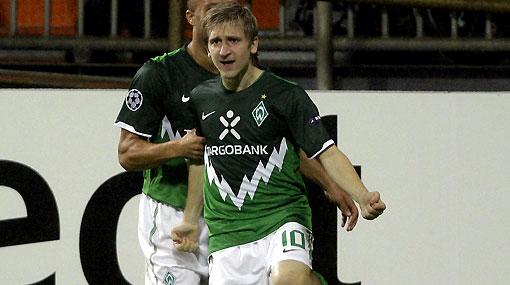 Y sin Pizarro: Werder Bremen perdía con el Tottenham pero empató 2-2