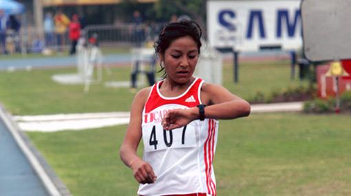 Inés Melchor fue suspendida un año por dar positivo en dopaje
