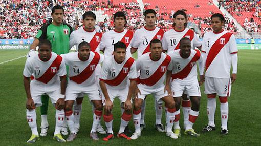 Panamá anunció un amistoso contra Perú para el 12 de octubre