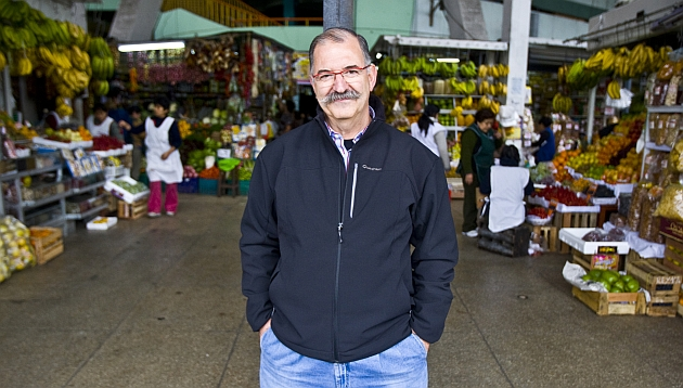 Turismo culinario: reconocido chef vasco visitó el terminal pesquero y dos mercados de Lima