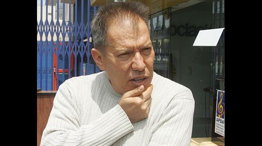 """Raúl Romero sufrió """"un duro golpe"""" con ráting de """"El último pasajero"""""""