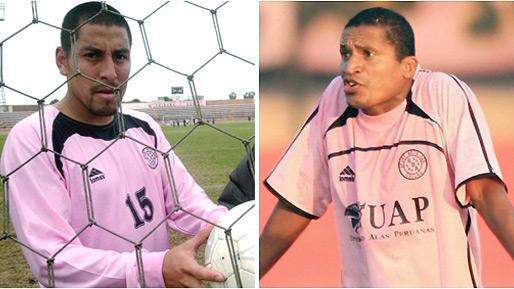 'Kukín' y Machito' Gómez con un pie fuera de Sport Boys