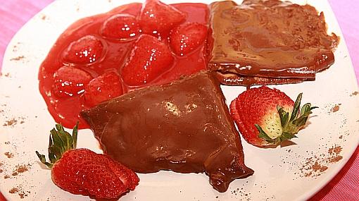 La eterna tentación de la primavera: los dulces con fresas